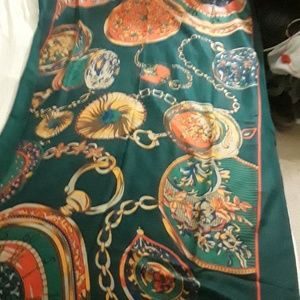 Accessories - DESIGNERS SCARF 77 INCHES LONG BY 36INS WIDE
